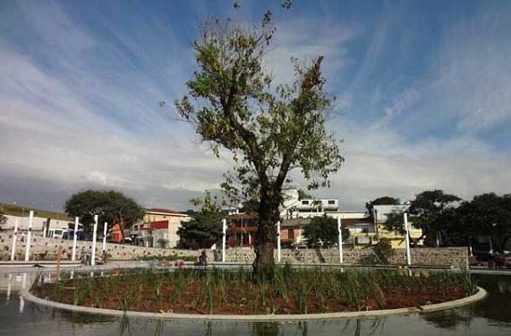 Proyecto- Praça Memorial 17 de julho